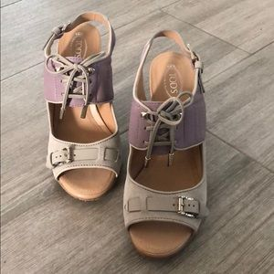 Tod's Heeled Sandals